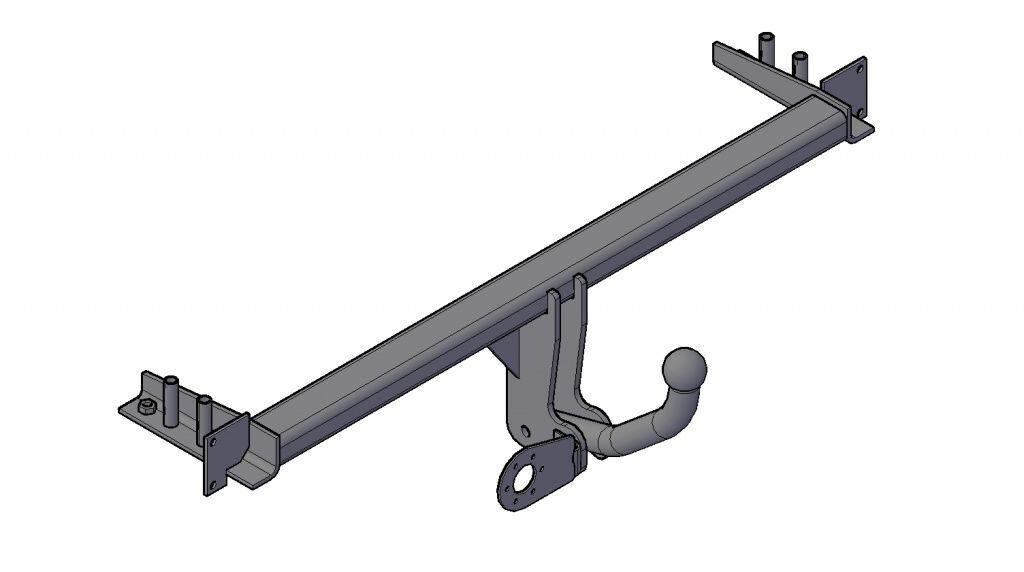 Подъемно-поворотные ворота схема своими руками